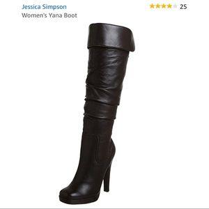 Jessica Simpson Yana Boots